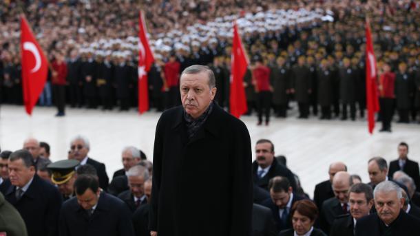 Turska se prisjeća osnivača republike Ataturka
