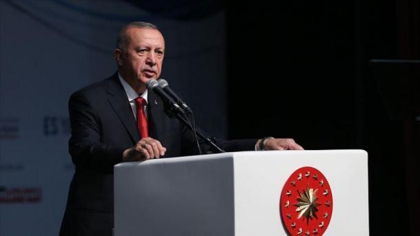 Согласно планам, темпы роста экономики Турции в 2020 году составят 5% - Эрдоган