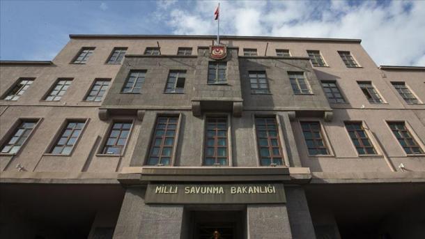 Turqi - Gjenerali Twitty vazhdon kontaktet për Zonën e Sigurt | TRT  Shqip