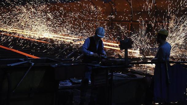 Turqi - Prodhimi industrial rritet me 7,9% | TRT  Shqip