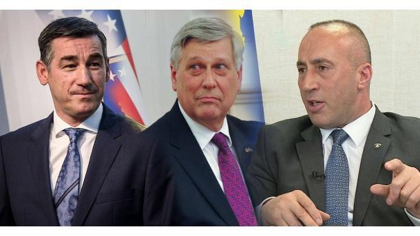 QUINT-i kërkon heqjen e taksës, Haradinaj reziston, Veseli mirëpret   TRT  Shqip