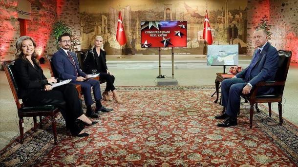 Erdogan: Ne nuk jemi armiq me kurdët | TRT  Shqip