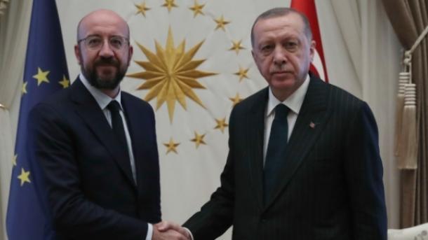 Erdogan: Mbështesim një formulë që mbron të drejtat e të gjitha vendeve të Mesdheut Lindor | TRT  Shqip