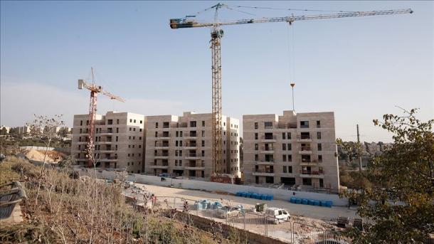 Kolonët hebrenj sekuestrojnë tokat palestineze në Bregun Perëndimor të okupuar | TRT  Shqip
