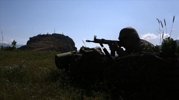 Turqi – Neutralizohet 1 terrorist në operacionet e brendshme   TRT  Shqip