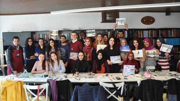بیش از 17 هزار دانشجوی خارجی با بورسیه ترکیه تحصیل میکنند