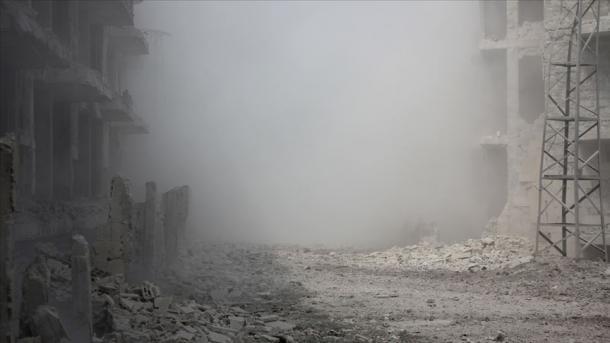 Jerablusi sulmohet me raketa balistike, 5 të vrarë dhe 15 të plagosur | TRT  Shqip