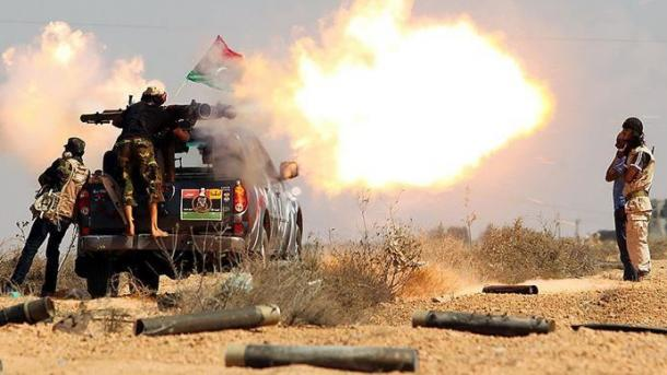 """""""Çlirimi i Sirtes është shumë afër""""   TRT  Shqip"""