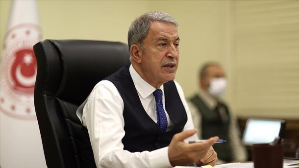 Ministri Akar: Kievi është aleat strategjik i Turqisë   TRT  Shqip