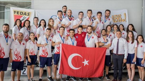 Hockey subaquatique: la Turquie bat la France et devient championne d'Europe