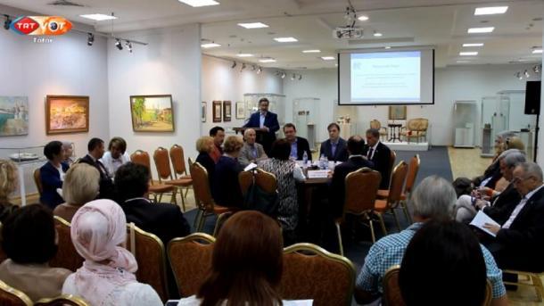 Xäzerge çorda milli ädäbiyatlar   TRT  Tatarça