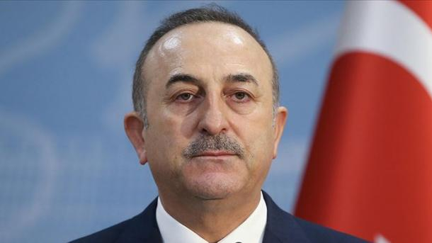 """Çavusoglu: Me """"Mburojën e Pranverës"""" do të thyejmë çdo dorë që shtrihet drejt flamurit turk   TRT  Shqip"""
