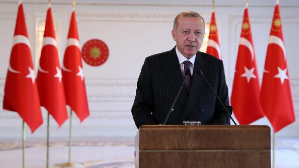 Presidenti Erdogan: Sistemi aktual global nuk mund të vazhdojë më | TRT  Shqip