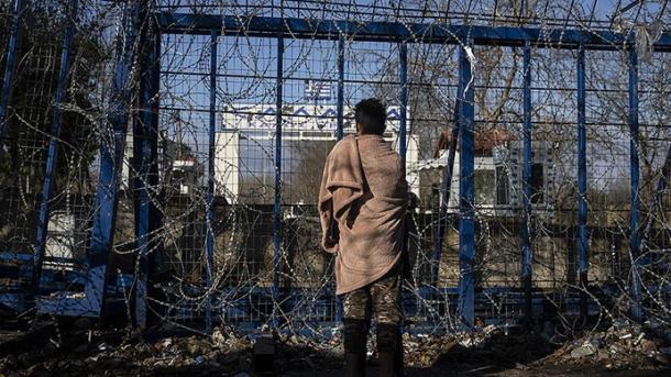 BE kërkon sqarime nga Greqia për topin shurdhues në kufirin me Turqinë   TRT  Shqip