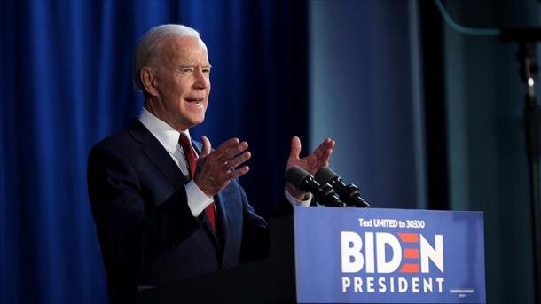 Zgjedhjet presidenciale në ShBA - Biden fiton në Arizona | TRT  Shqip