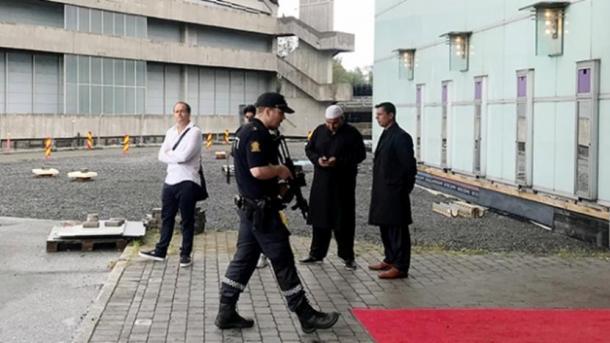 Sulm me armë në një xhami në Norvegji | TRT  Shqip