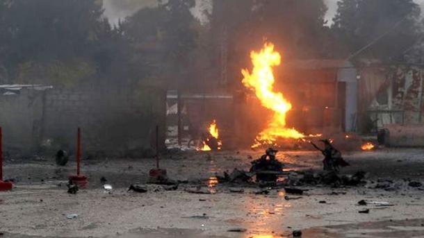 Siri – Sulme terroriste të YPG/PKK-së në Ras al-Ayn, 2 të vdekur dhe 11 të plagosur | TRT  Shqip