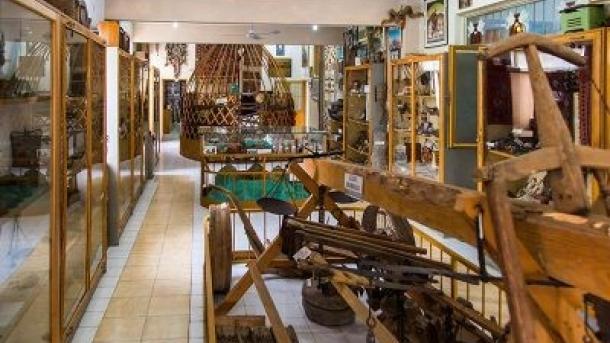 A e dini se muzeu i parë privat etnografik në Turqi ndodhet në malin Kazdaglari? | TRT  Shqip
