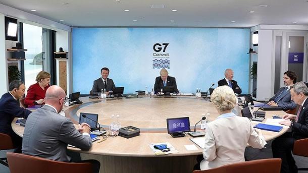 G7-a rivale e Kinës, investon në infrastrukturën e vendeve me të ardhura të ulëta dhe të mesme   TRT  Shqip