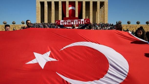 Turqia feston 97-vjetorin e shpalljes së Republikës | TRT  Shqip