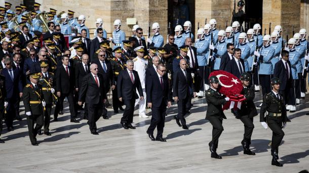 Turska obilježava nacionalni praznik Dan pobjede i Dan oružanih snaga