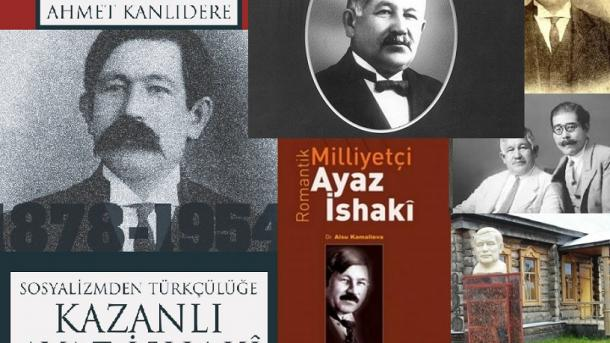 Ğayaz İsxaqi (İsxaqıy) häm äsärläre   TRT  Tatarça