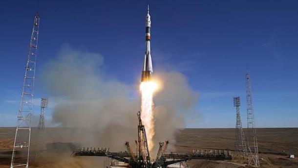 Soyuz MS-17 niset me sukses drejt Stacionit Ndërkombëtar Hapësinor (ISS)   TRT  Shqip