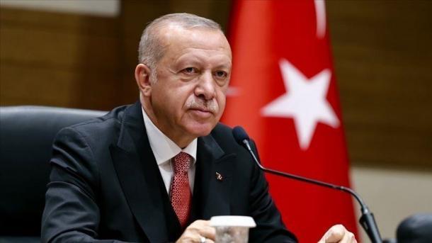 Erdogan publikon një mesazh urimi për përvjetorin e çlirimit të Bakusë nga pushtimi | TRT  Shqip