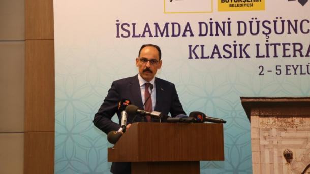 Ibrahim Kalin: Pritja e Turqisë është zbatimi i plotë i marrëveshjes për Idlibnin   TRT  Shqip