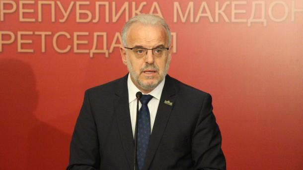 Autoritet e larta shqiptare urojnë Xhaferin për rizgjedhjen si Kryeparlamentar në RMV | TRT  Shqip