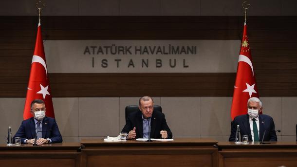 Erdogan: Nga SHBA-ja presim një qasje pa kushte që do të forconte unitet-solidaritetin e NATO-s | TRT  Shqip