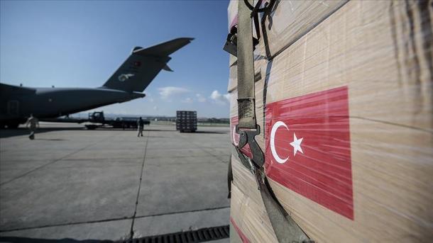Turqia ndihmon me materiale mjekësore Algjerinë, Paraguain dhe Serbinë | TRT  Shqip