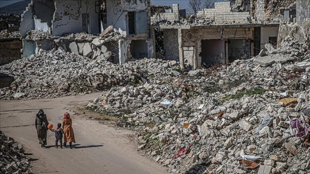 Siri – Mbi 280 mijë civilë kthehen në shtëpitë e tyre në Idlib gjatë një viti | TRT  Shqip