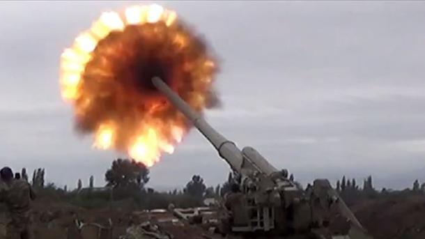 Azerbajxhani shkatërron Divizionin 18. të Motorizuar të Këmbësorisë së ushtrisë armene | TRT  Shqip