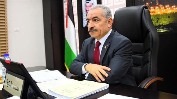 Primer ministro palestino acusa a EEUU de librar una guerra financiera