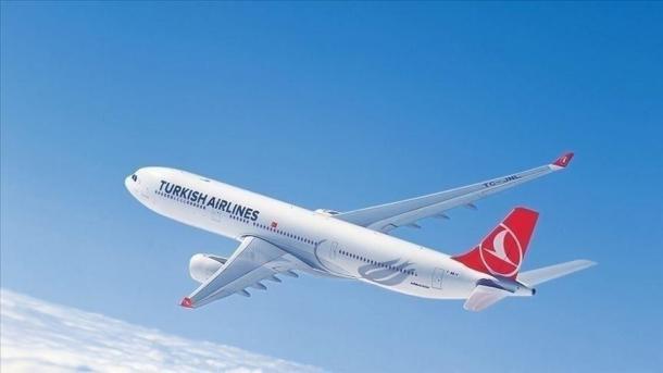 """""""Turkish Airlines"""" thyen rekord me 863 fluturime në ditë   TRT  Shqip"""