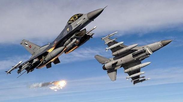 Turqi - Operacion ajror në veri të Irakut, neutralizohen 8 terroristë | TRT  Shqip