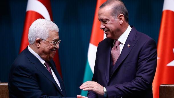 Abbas: Palestina je uz Tursku