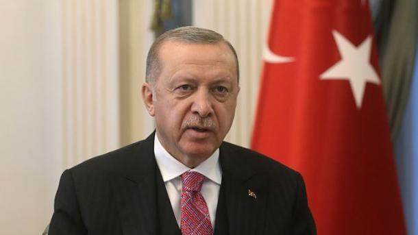 Erdogan: Çështja e Shën-Sofisë është çështje e brendshme e Turqisë | TRT  Shqip