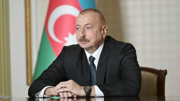 Alijev: Turqia na jep mbështetje morale   TRT  Shqip