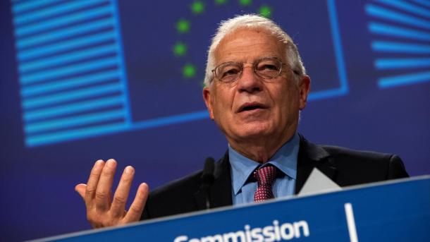 BE kërkon forcimin e marrëdhënieve me Turqinë | TRT  Shqip