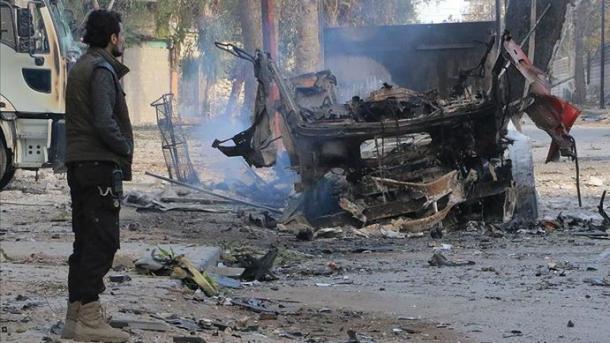 Siri – Opozita e moderuar ushtarake filloi operacion në jug të Idlibit | TRT  Shqip