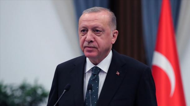 Erdogan falënderon vendet që mbështetën Turqinë në luftën kundër zjarreve | TRT  Shqip