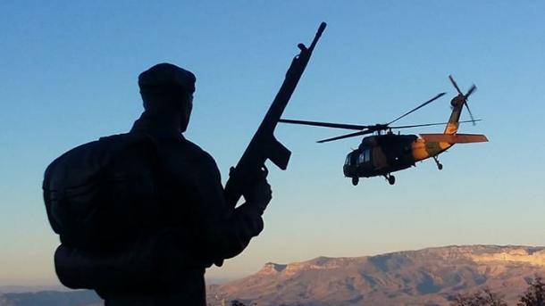 Operacion antiterrorist në Sirnak, neutralizohen 2 terroristë | TRT  Shqip