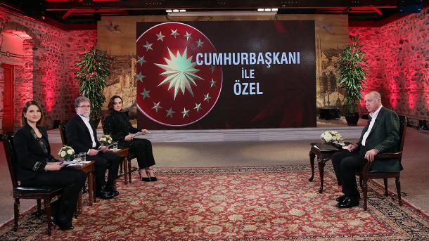 """Президент Эрдоган:""""АКШ-Иран чыңалуусу Ирак аркылуу күчөтүлдү,санааркап жатабыз"""""""