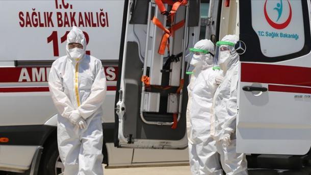 Koronavirusi në Turqi (25 korrik) – 16 të vdekur dhe 1.103 të shëruar në 24 orët e fundit | TRT  Shqip
