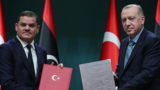 Analiza e javës: Marrëdhëniet Turqi-Libi | TRT  Shqip