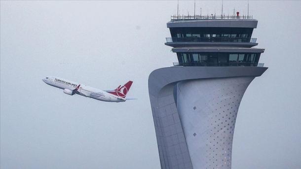 Aeroporti i Stambollit dhe Linjat Ajrore Turke rendin nga rekordi në rekord | TRT  Shqip