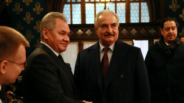 Rusia: Haftari kërkoi 2 ditë kohë për konsultime | TRT  Shqip