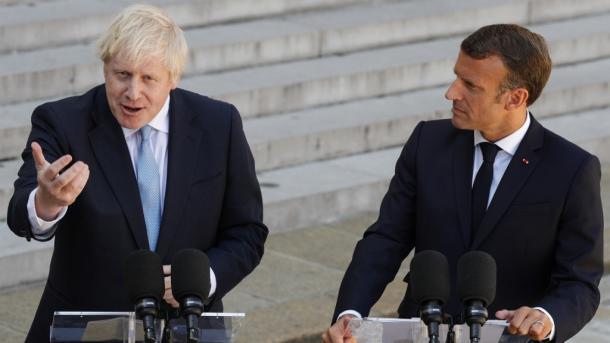 Macron: BE e përgatitur për çdo skenar të Brexit | TRT  Shqip